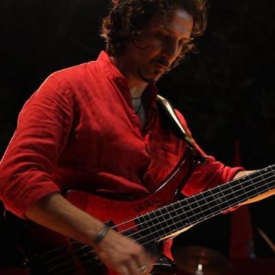 Joe De Marco Maestro di Basso Elettrico